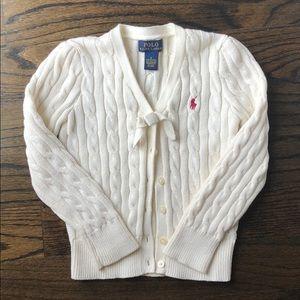 Polo Ralph Lauren sweater size 6